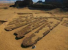 The Abydos boats are a fleet of ships discovered in the sands of Abydos, Egypt. Sea vessels played an important role in ancient Egypt, not only in the everyday life of its people, but also in its reli