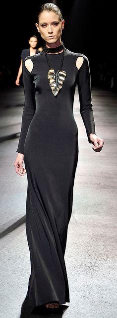 Wonderful LANVIN gown by Alber Elbaz ♥✤