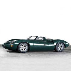 1966 Jaguar XJ13  ...You little beauty!! I love Cool cars http://hectorbustillos.weebly.com/