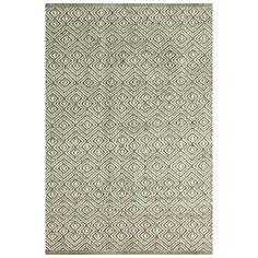 Bunny Williams for Dash & Albert Annabelle Moss Indoor/Outdoor Rug. #laylagrayce #rug #new #bunnywilliams #green