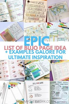 Need some bullet journal inspiration? 🖍️Discover 279 collection ideas for your bullet journal. Get the most out of your bullet journal by tracking everything from finance to habits to health and food! Bullet Journal Banners, Bullet Journal Weekly Layout, Bullet Journal How To Start A, Bullet Journal Junkies, Bullet Journal Spread, Bullet Journal Ideas Pages, Bullet Journal Inspiration, Bullet Journals, Planners