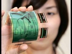 About the Samsung flexible phone - I think this feature will be the next big thing in the mobile industry.