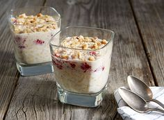 Overnight Apple-Berry Oats from Publix Aprons