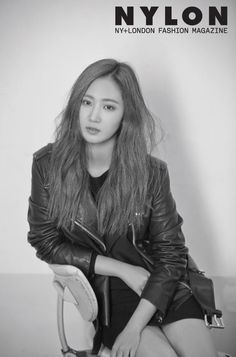 """Girls"""" Generation""""s Yuri greeted SONE through a casual and laid-back pictorial with """"Nylon"""" magazine. She opted for a very Girls"""" Generation""""s Yuri shares her hobbies and goals with a laid-back pictorial for """"Nylon"""" Kpop Girl Groups, Korean Girl Groups, Kpop Girls, Girls Generations, Snsd Yuri, Marie Claire, Nylons, Yuri Girls Generation, Sunny Snsd"""