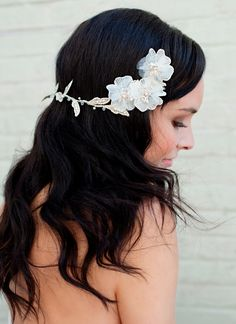 {Aria Vine} by Enchanted Atelier for Claire Pettibone