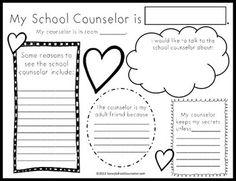 My School Counselor is... SAVVY SCHOOL COUNSELOR - TeachersPayTeachers.com