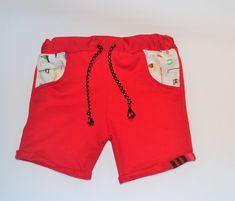 DIY - Kort broekje - VanZussies Baby Kids, Baby Boy, Trunks, Couture, Sewing, Boys, Swimwear, Fashion, Drift Wood