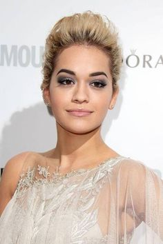 The Best Celebrity Eyebrows - Rita Ora