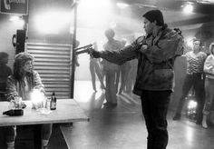 The Terminator (1984) - Linda Hamilton, Arnold Schwarzenegger