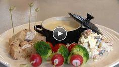 Kaasfondue met doruvael - recept | 24Kitchen