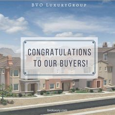 We are so happy to see another one of our clients happy and HOME! Congratulations to our buyer David and Tracy Herbert. At BVO LUXURY GROUP we are the matchmakers in real estate!