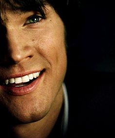 smile, eyes, dimples....sigh
