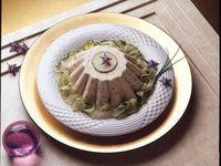 Mousse divine au saumon recette de Clover Leaf