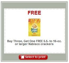 Free Printable Nabisco Coupons check out these