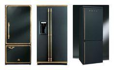 Smeg Kühlschrank Schwarz : Wunderbare bilder zu u esmeg kühlschranku c decorating kitchen