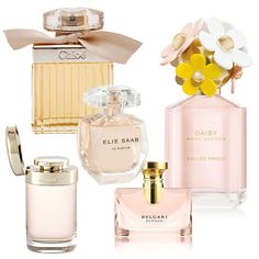 Spring perfumes: * Chloé ~ Eau de Parfum   * ELIE SAAB ~ Le Parfum Eau de Parfum…