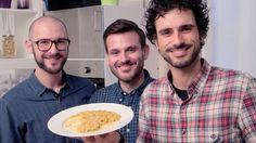 Le video ricette: Pizza senza farina (con Alicelikeaudrey) - Bello&Buono - Blog - Repubblica.it
