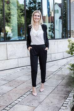 #girlboss Ein Businessoutfit das garantiert jedem steht.