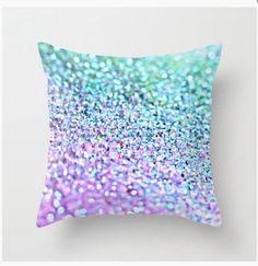 Glitter pillow!