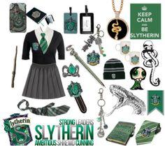 Slytherin Polyvore