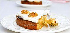 Proste ciasto marchewkowe ala Bourke Street Bakery - przepis - I Love Bake French Toast, Muffin, Breakfast, Food, Morning Coffee, Essen, Muffins, Meals, Cupcakes