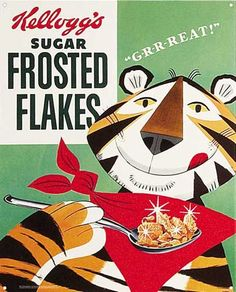 """No Tweets for Tony the Tiger: It's easier to brand corn flakes than to turn a flaky company founder into a respectable citizen. "" -Katherine Kotaw, founder and spirit of KOTAW Content Marketing"