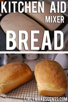 is THE BEST bread recipe I have found for my stand mixer. It's easy! And your house will smell fabulous!This is THE BEST bread recipe I have found for my stand mixer. It's easy! And your house will smell fabulous! Kitchen Aid Recipes, Kitchen Aid Mixer, Cooking Recipes, Cooking Gadgets, Stand Mixer Recipes, Stand Mixers, Bread Recipe Stand Mixer, Kitchenaid Bread Recipe, Bread Mixer