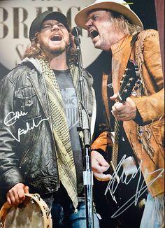 met Eddie Vedder { Pearl Jam }