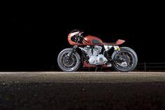 Harley Davidson Sportster / Cafe Racer