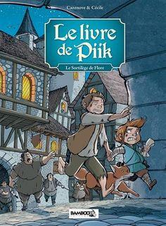 Le sortilège de Flore / scénario, Christophe Cazenove ; dessin, Cécile. BD LIV T2