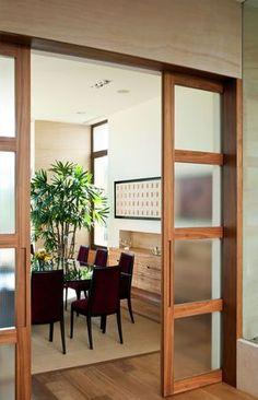 Gantous Arquitectos/Dining room