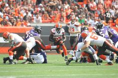 Browns vs Ravens, 2016