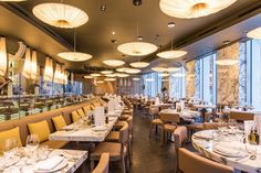 Projects   Aqua Creations   Lighting and Furniture Atelier   Fumo Restaurant, Manchester 2014