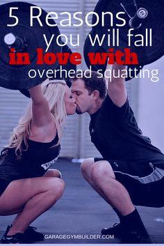 5 Reasons You Should Start Overhead Squatting