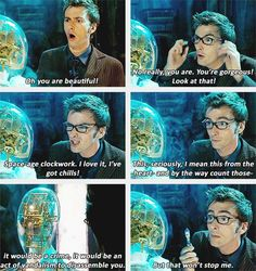 This is one of the reasons why I love the Tenth Doctor. :)
