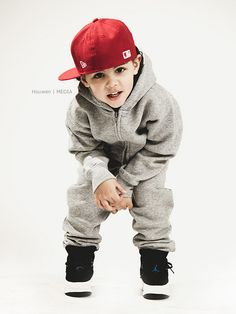 My child will def have the jordans and similar clothes :)