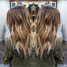 brown hair with few blonde highlights - Google Search