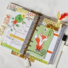 Webster's Pages White Color Crush Planner::Anabelle O'Malley