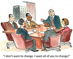 Developing better change leaders - Change management requires leadership clarity and alignment