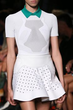Alexander Wang Spring 2015 Ready-to-Wear - Details - Gallery - Look 1 - Style.com