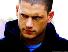 Wentworth Miller as Michael Scofield, Prison Break