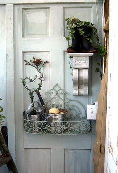 old door ♥