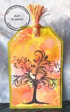 Lil Cutie Creations: So Suzy Stamps- This Tag's for you!