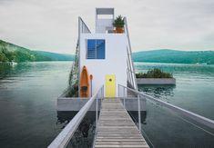 Plus qu'une simple résidence, un projet de maison écologique autosuffisante