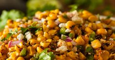 Make Corn The Star Of The Show With This Awesome Mexican Dish!