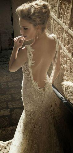 Best Wedding Dresses of 2014 ~ Galia Lahav | bellethemagazine.com