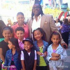 Zendaya's family!