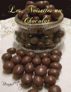 Noisettes au chocolat : la recette facile