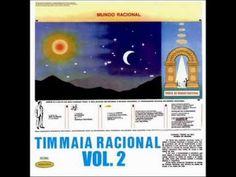 Tim Maia - Racional (Full Álbuns) 1975 Vol. 3, 2 & 1