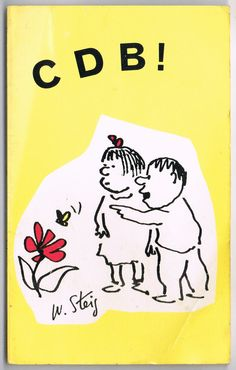 CDB! by William Steig, Trumpet Club Special Edition, ISBN 0-440-84032-5, paperback